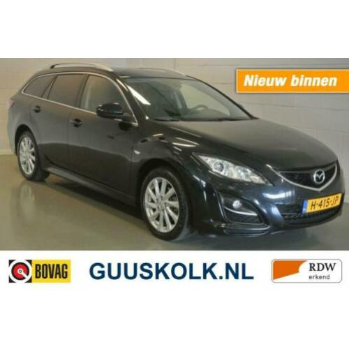 Mazda 6 Sportbr. 2.0 TS+ /ECC/ Cruise/ BT/ Privacy/ PDC/ BOS