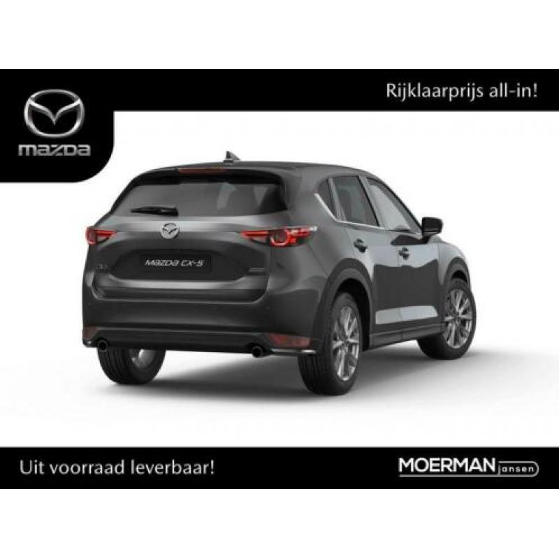Mazda CX-5 2019 SKYACTIV-G 165 6AT 2WD Business Luxury