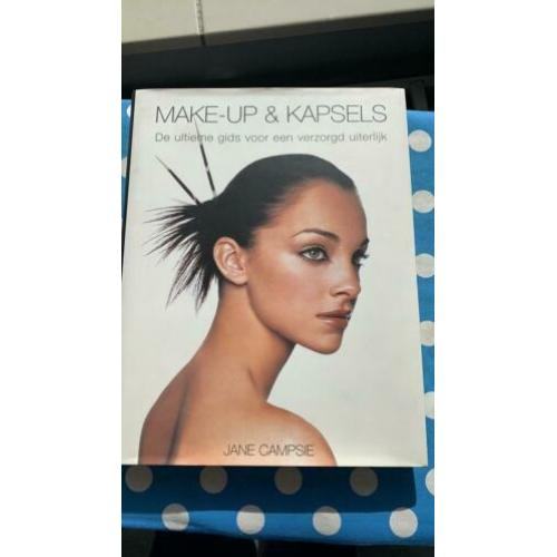 Jane Campsie 'Make-up & kapsels'