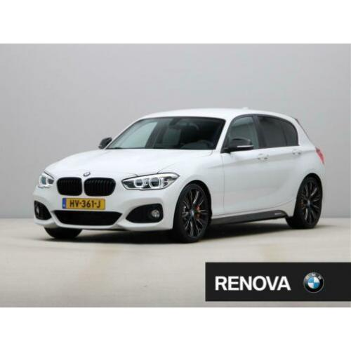 BMW 1 Serie 118i EDE Corporate Lease Sport PDC achter | Spor