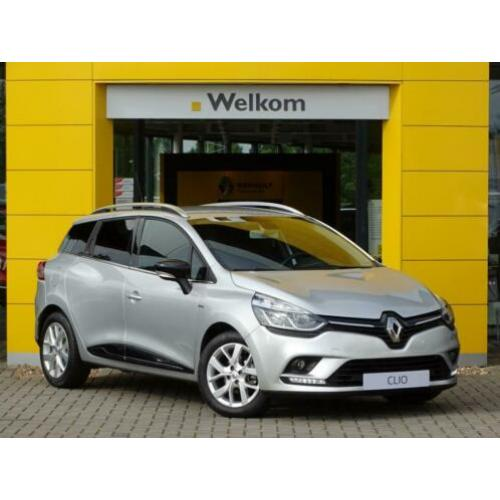Renault Clio Estate TCe 90pk Limited | Camera | PDC | Navi |