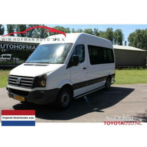 Volkswagen Crafter 35 2.0 TDI L2H2 9Pers Rolstoellift Airco