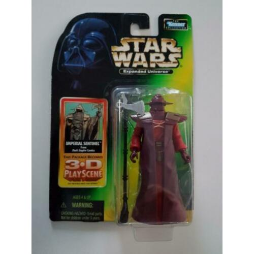 -40% Star Wars POTF Expanded Universe Imperial Sentinel