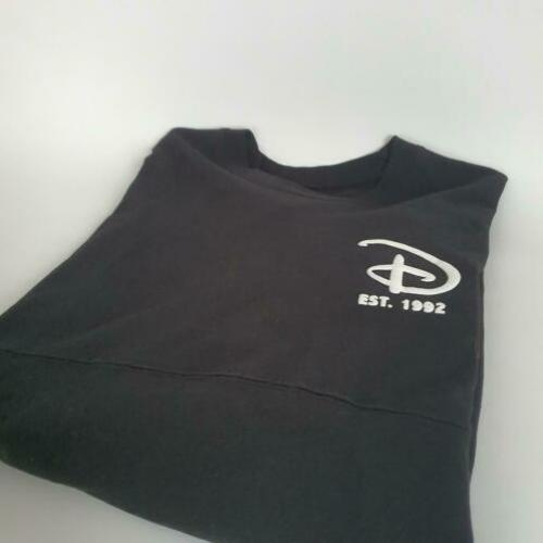 New spirit jersey black disneyland paris limited edition