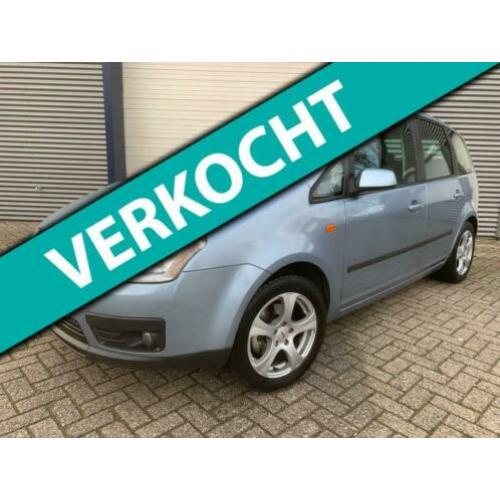 Ford Focus C-Max 1.8-16V First Edition APK 03-2021 l Airco l