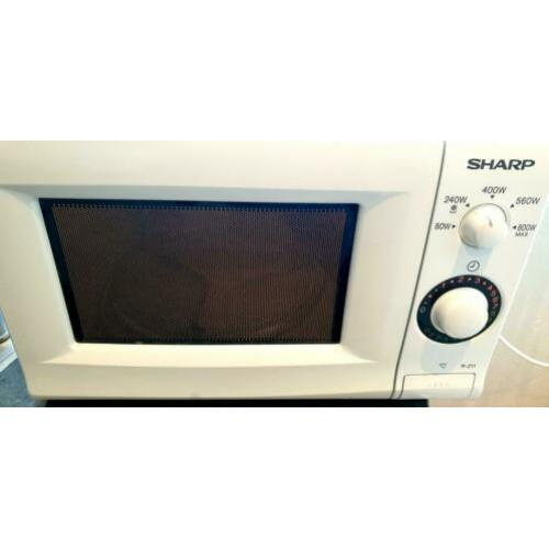 SHARP magnetron microwave