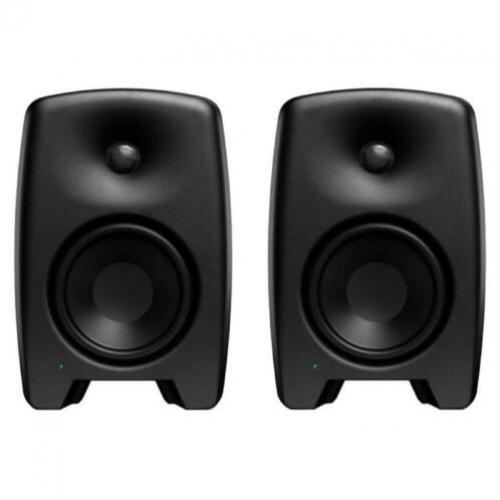 Genelec M040 monitor speakers (pair)