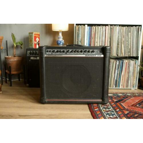 Peavey bandit transtube, red stripe
