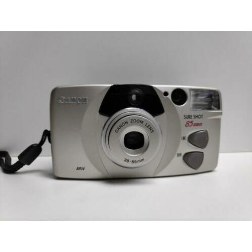 Canon Sure Shot 85 Zoom point and shoot camera ***